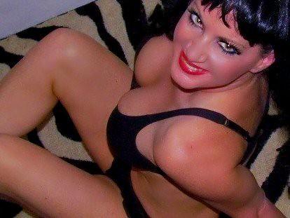 www голая ведущая анжелика радж фото
