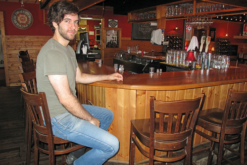 David Bower Of The Pine Room Tavern | by Indiana Public Media