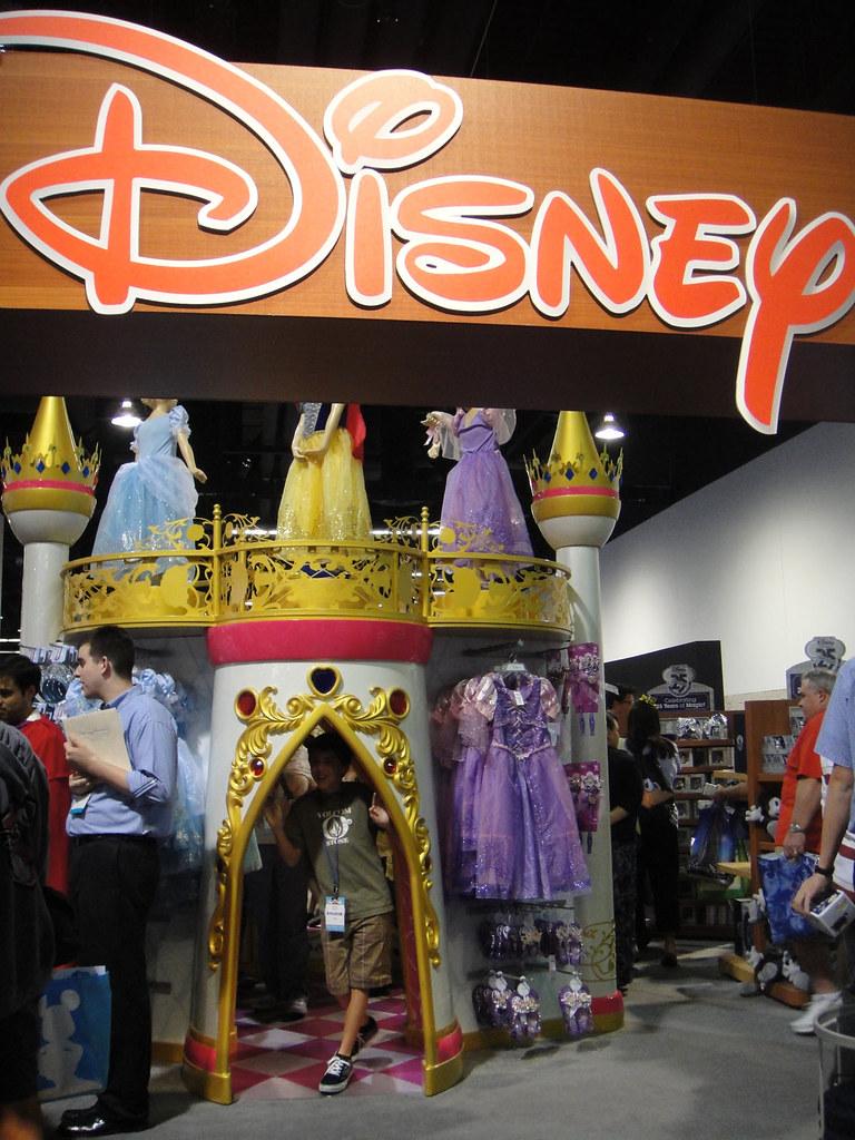 The Disney Store At Fashion Squaremal D
