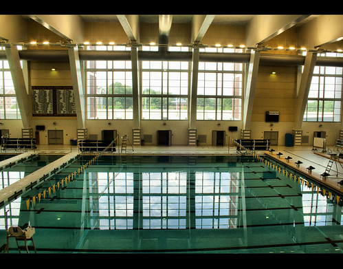 Georgia Tech Swimming Pool Georgia Institute Of Technolog Flickr