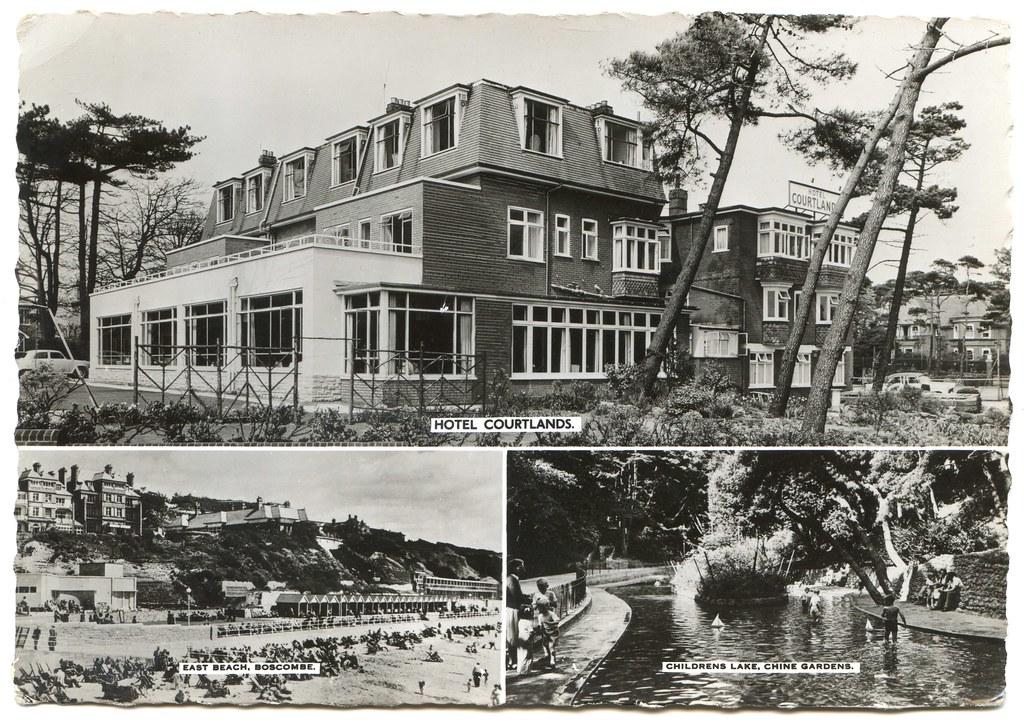 Spa Hotel Bournemouth Dorset