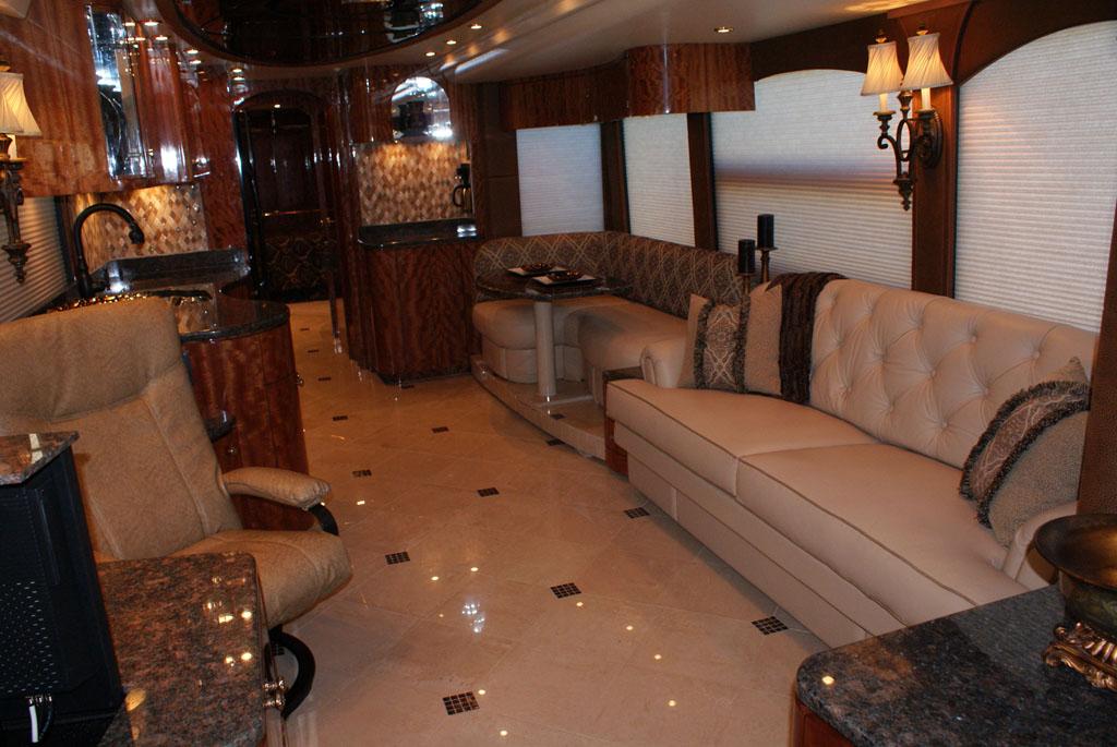 MillenniumLuxuryCoaches Millennium Luxury Coaches Custom RV Interiors