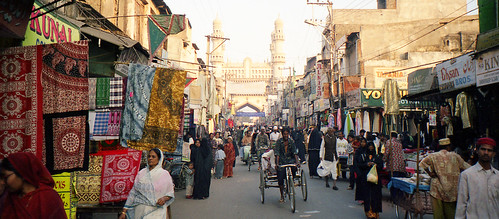 Hyderabad bazaar | by ruffin_ready