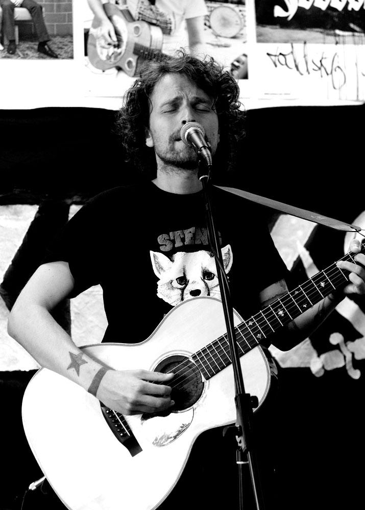 Magnus Eliassen, Musikkverket 21.05.11