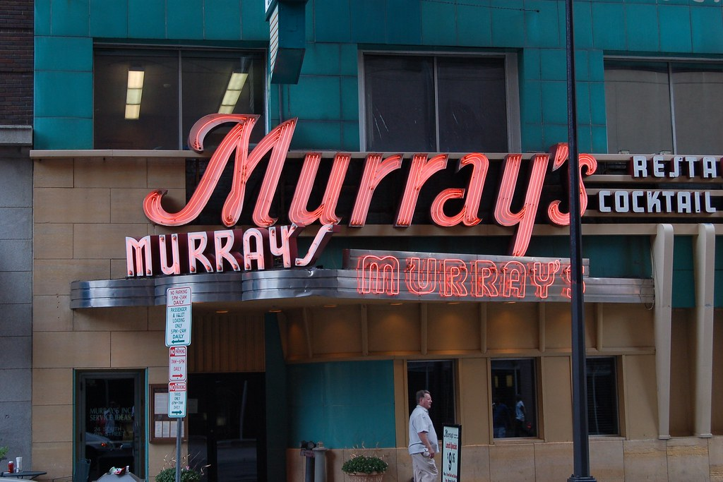 Murray's is a landmark steakhouse in downtown Minneapolis, home of the famous Silver Butter Knife Steak. Since , our restaurant has hosted special occasions for generations of couples and families.
