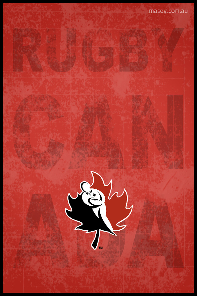 Rugby canada iphone wallpaper splash this wallpaper for 3d wallpaper canada