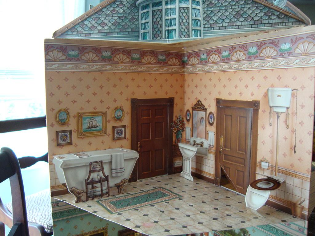 victorian bathroom | Vanessa | Flickr