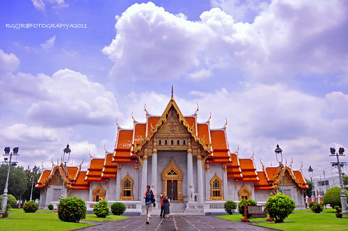 wat benchamaborpitra temple... | by dHaN'z