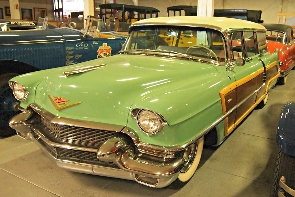 1956 Cadillac Series 62 Hess Amp Eisenhardt Station Wagon 1