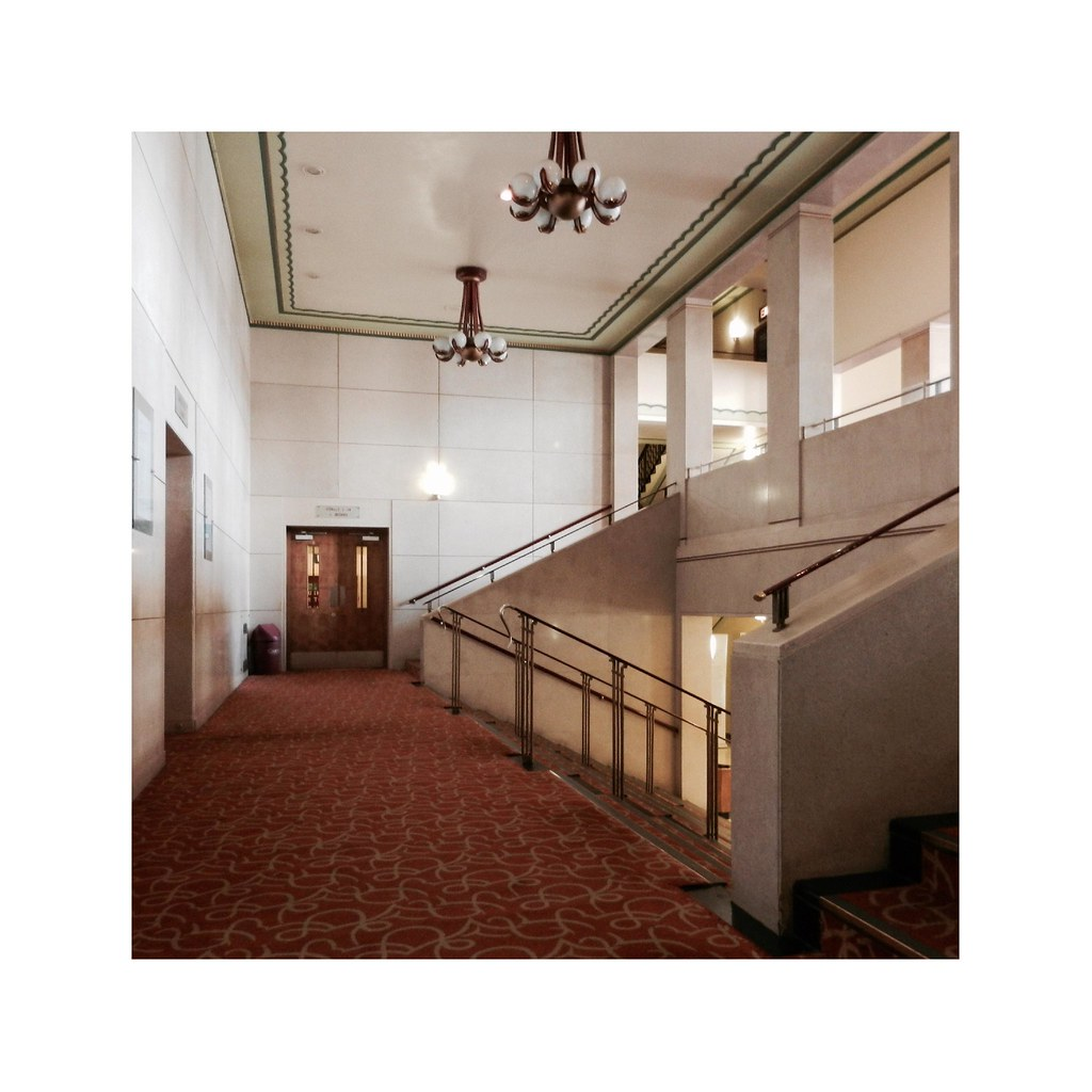 art deco mezzanine | The Philharmonic Hall, Hope Street, Liv… | Flickr