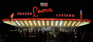 Leon's Frozen Custard | by RoadsideArchitecture.com