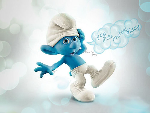 smurfs_1 | by SARAH - In GERMANY