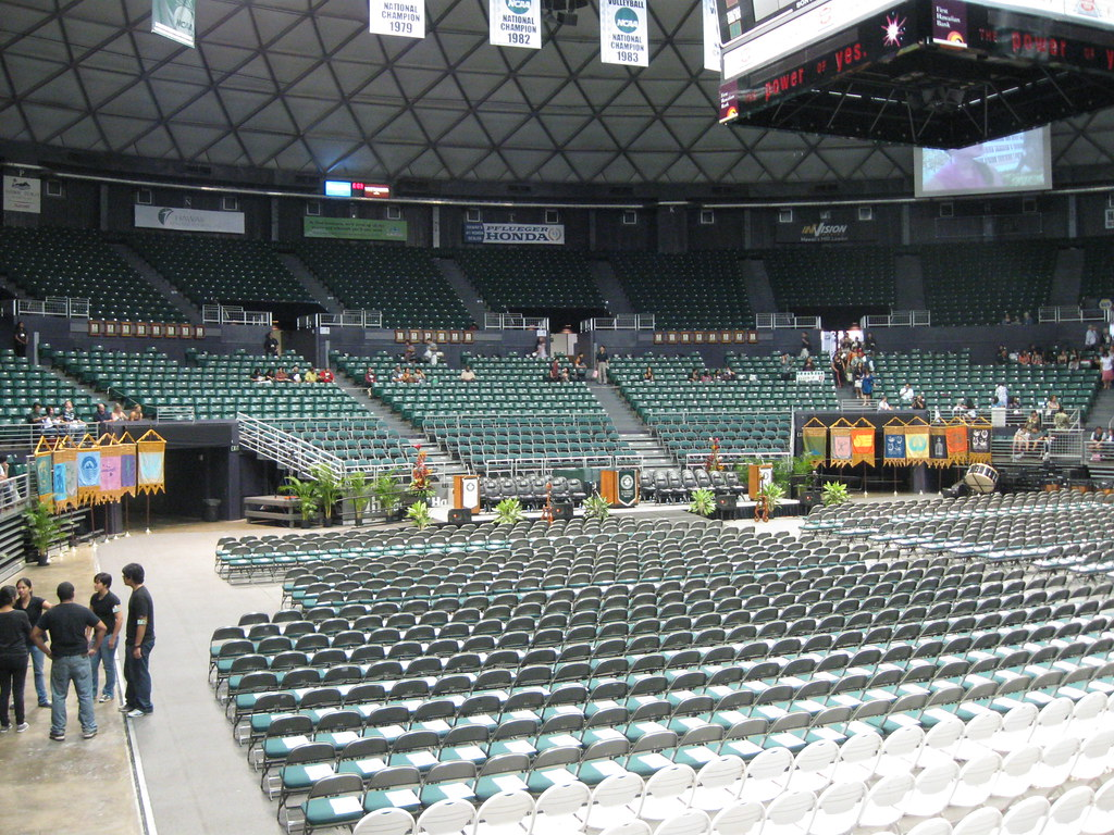 So many seats at the Stan Sheriff Center   nsub1   Flickr
