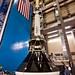 LAS installed onto Orion