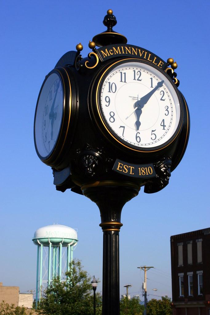 Old Fashioned Clockes