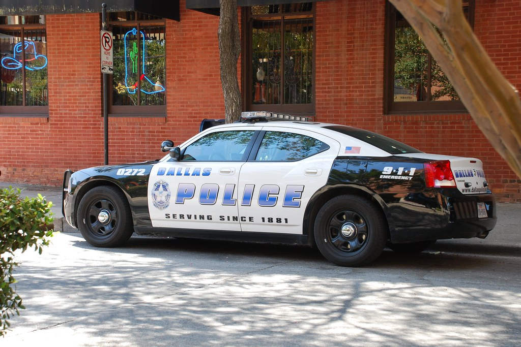 Dodge Charger Police Car >> Dallas Police | Dodge Charger; Dallas, Texas. | So Cal Metro | Flickr