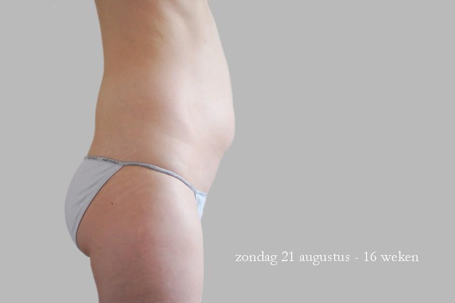 ... 16 weeks pregnant   by Steffie van den Akker