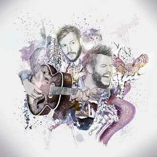 Bon Iver | by Charlie Bearman