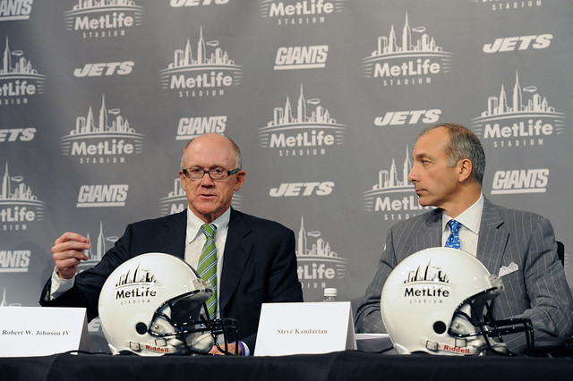 New York Jets owner, Woody Johnson