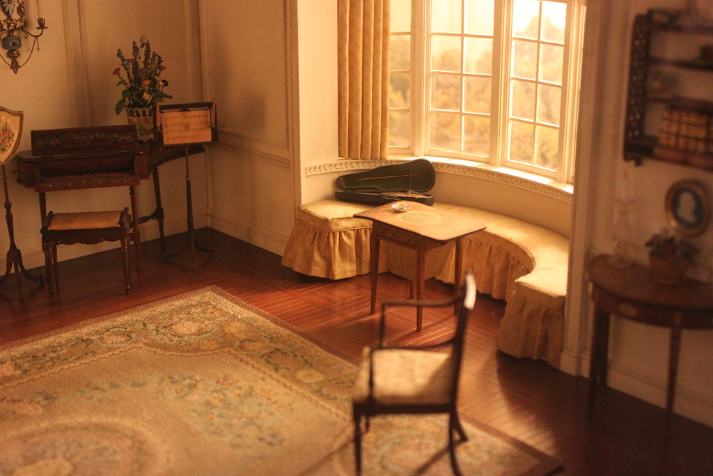 Rooms: Mrs. James Ward Thorne Miniature Room A