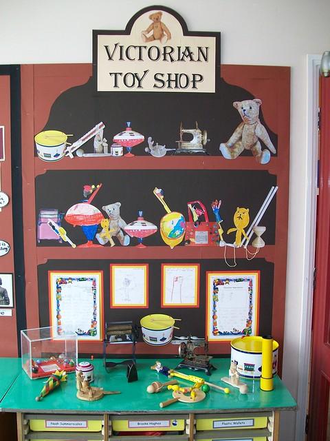 Classroom Display Ideas Victorians : Victorian toy shop flickr photo sharing