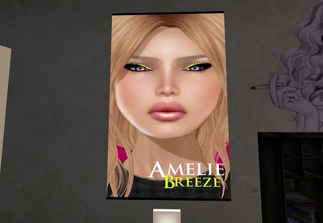 Amelie Dressing Room Comillas