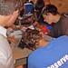 MakerMeet 8-25-11 CNC build 2