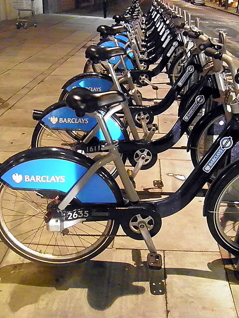 Boris Johnson Bike