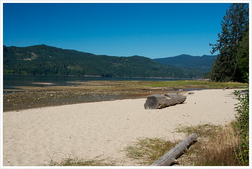 Porpoise Bay Provincial Park | by Free 2 Be