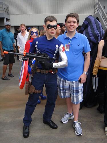 Winter Soldier Bucky C...