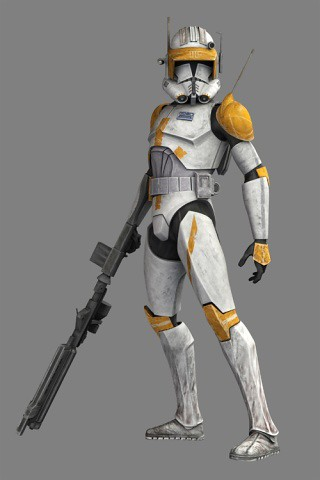 commander cody phase armor 2 with rifle blaster | commander … | flickr