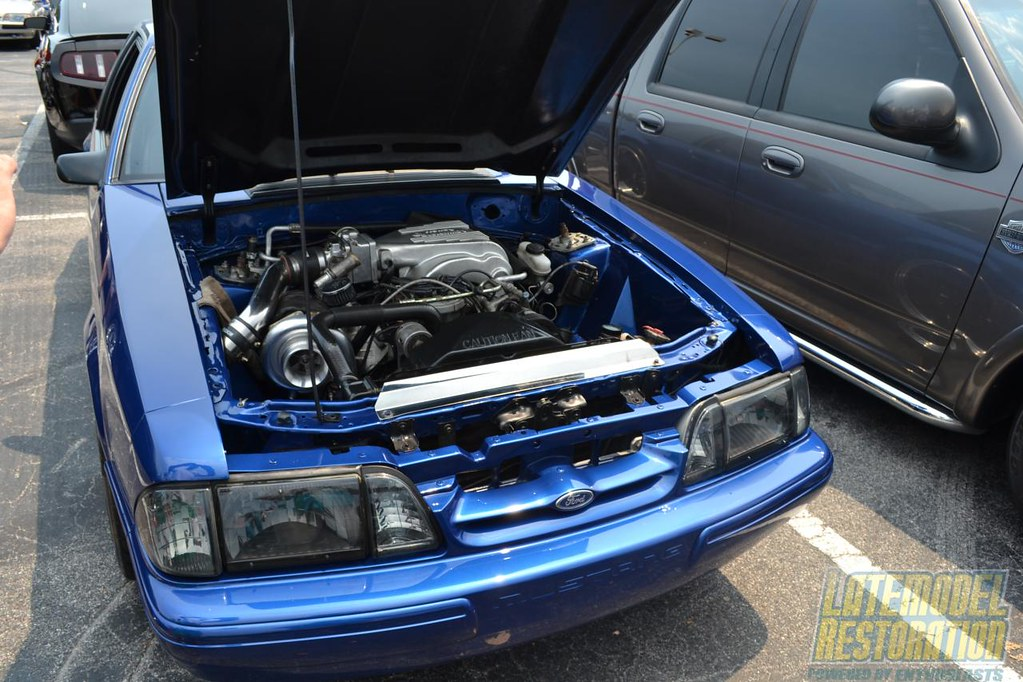 Turbo Fox Body Mustang at Mustang Week 2011 | Mustang Week ...