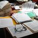 paperwork, paperwork, paperwork...