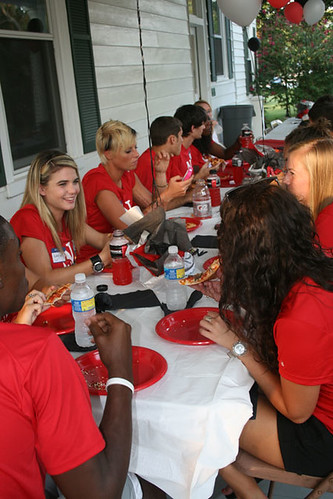 Cross Country Dinner | by Newberry College