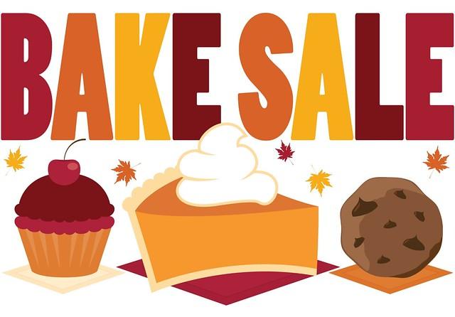 Bake Sale Sign Bake sale