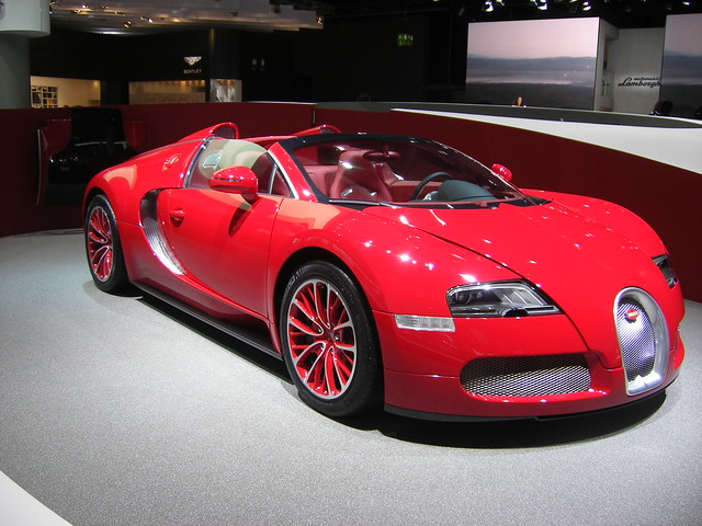 bugatti veyron 16 4 grand sport at the frankfurt motor sho flickr photo sharing. Black Bedroom Furniture Sets. Home Design Ideas