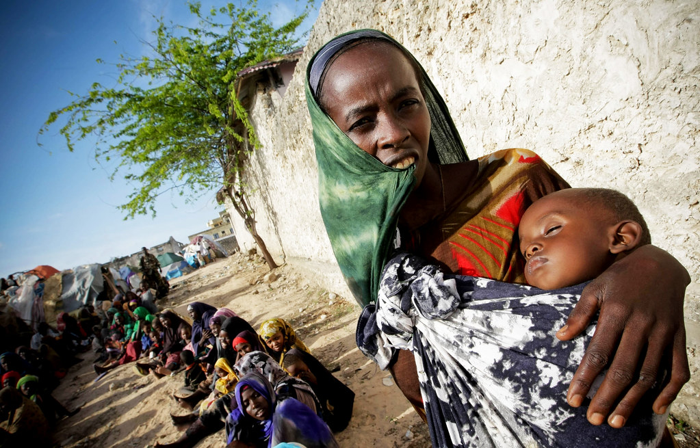 Как умирают в африке
