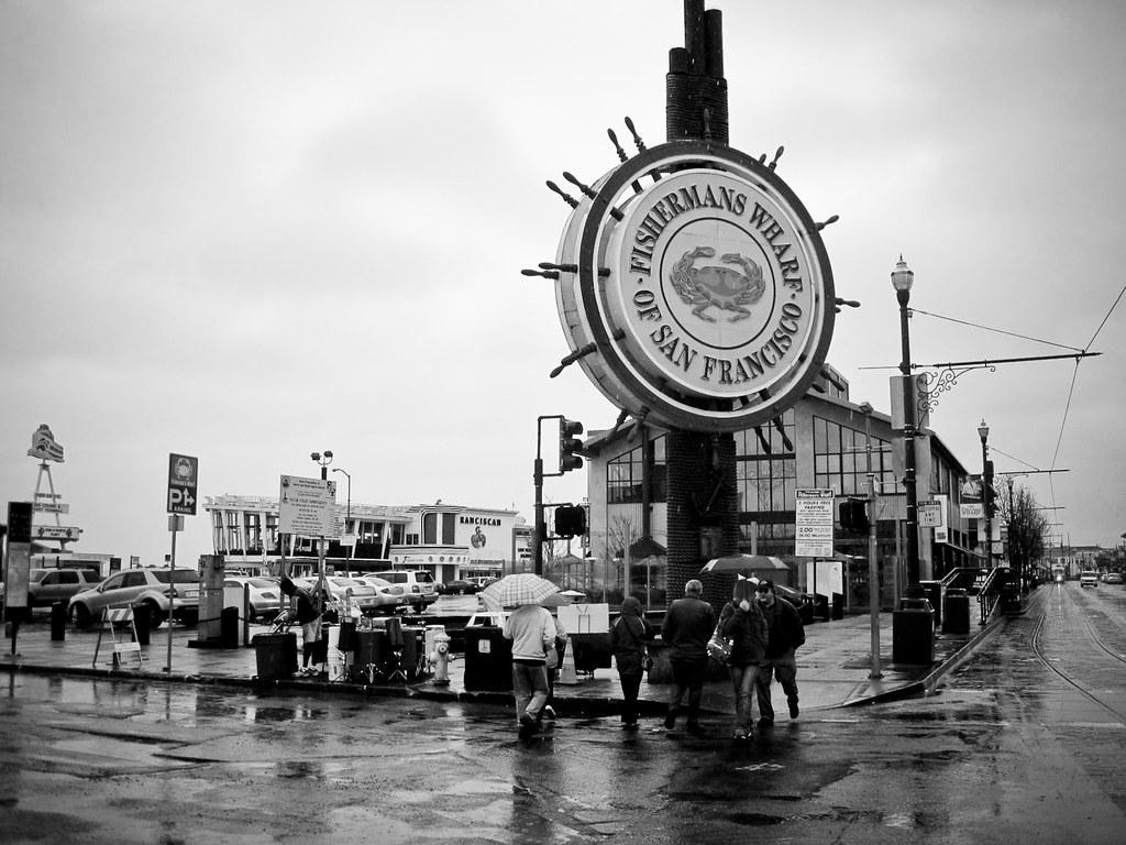 Fisherman's Wharf, San Francisco   Rob Gross   Flickr