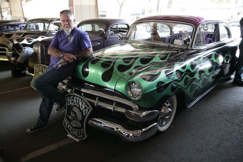 Beatniks car club koolsville rumblers car club jamie for Auto motor club comparisons