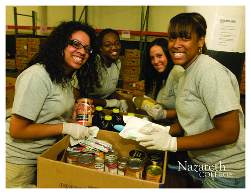 Community Service | by Nazareth College Admissions