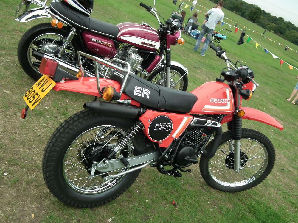 Suzuki ER 250 MOTORCYCLE | Suzuki ER 250 | PSParrot | Flickr