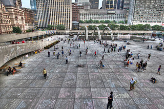 Remembering Jack Layton at Nathan Phillips Square | by Jackman Chiu