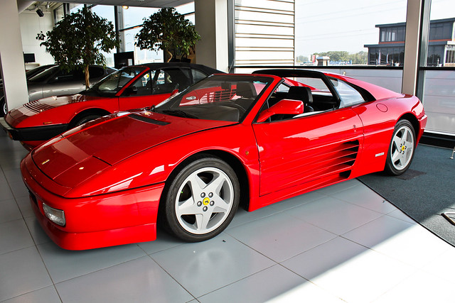 ferrari 348 ts flickr photo sharing. Black Bedroom Furniture Sets. Home Design Ideas