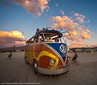 Giant VW Bus | by Michael Holden