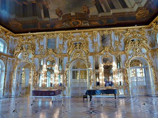 Catherine Palace, Tsarskoye Selo (Pushkin), Saint Petersburg, Russia | by Lemmo2009