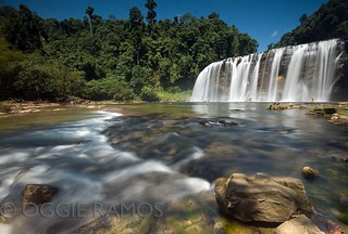 Bislig - Tinuy-An Falls Wide View | by lagal[og]