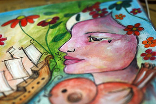 Art Journal Sept 2011 | by willowing