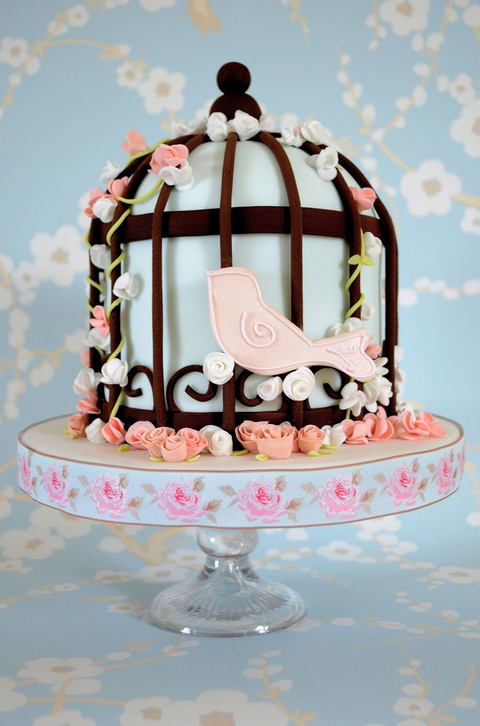 bird cage wedding cake anniversary bird cage cake inspired by zoe clark this 11776