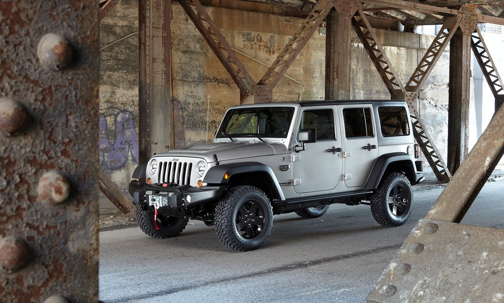 2012 Jeep Wrangler Call Of Duty Mw3 Special Edition Flickr