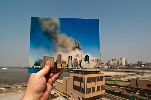 Looking Into the Past: World Trade Center Collapse, September 11, 2001 | by jasonepowell
